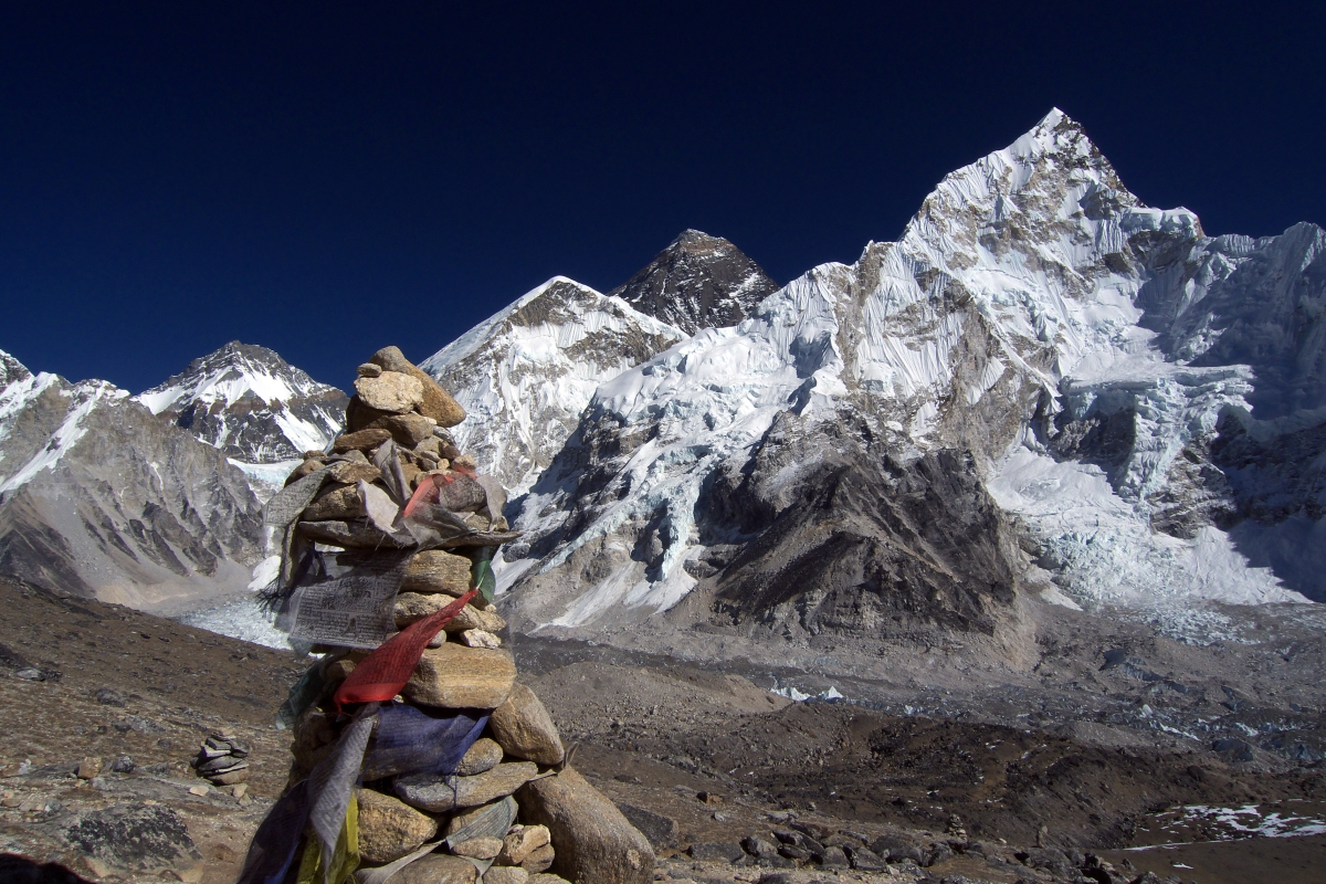 Why Enter the Original Everest Marathon?