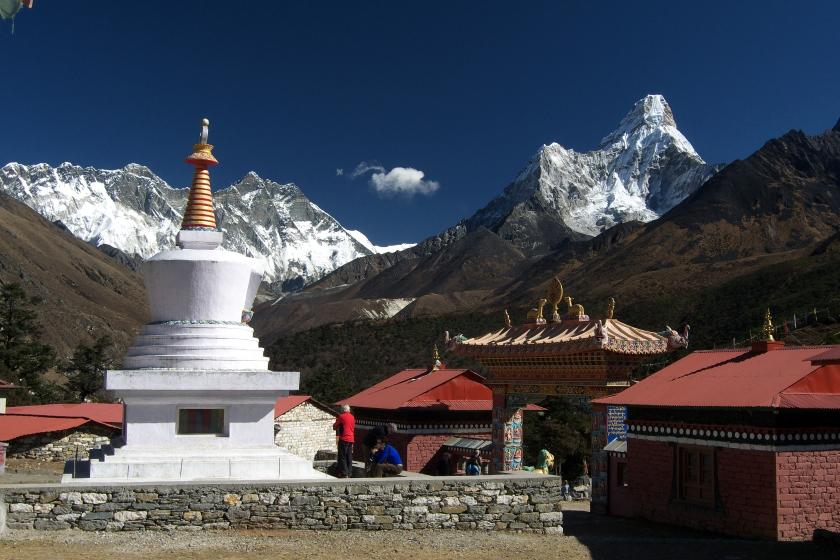 Tengboche Monastery #2